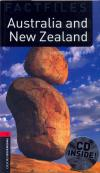 Australia and New Zealand - Obw Factfiles Level 3 Cd-Pack*3E