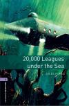 2000 Leagues Under The Sea (Obw Library Level 4) Audio Pack