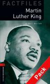 Martin Luther King (Obw Factfiles Level 3) Cd-Pack 3E*