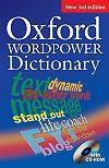 Oxford Wordpower Dictionary 3Rd Edition +Cd