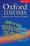 Oxford Idioms Dictionary For Learners of English 2E *