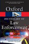 Oxford Dictionary of Law Enforcement (Opr)