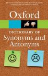 Oxford Dictionary of Synonyms and Antonyms 3E (2014)