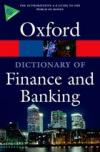 Oxford Dictionary of Finance and Banking 5E*