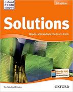 Solutions 2Nd Ed, Upper-Intermediate SB Pack