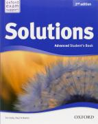 Solutions 2Nd Ed, Advanced SB Pack