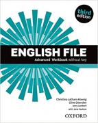 English File 3E Advanced Workbook Without Key