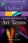 Concise Oxford Dictionary of Art Terms 2E
