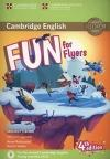 Fun For Flyers SB. +Audio +Online Activities 4Th Ed.
