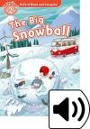 The Big Snowball (Read and Imagine - 2) Book+Mp3 Pack