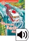 Where On Earth Are We? (Read and Imagine - 2) Book+Mp3 Pack