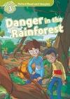 Danger In The Rainforest (Read and Imagine - 3)