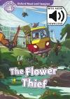 The Flower Thief (Read and Imagine - 4) Book+Cd