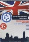 Ecl Examination Topics C1 Book 1 Updated Tasks and Diy Tasks