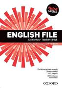 English File 3E Elementary TB With Test and Assm Cd-Rom