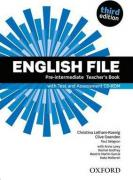 English File 3E Pre-Int Teachers Book With Test/Cd-Rom