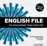 English File 3E Pre-Int Class Audio Cd