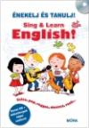 Énekelj és Tanulj! Sing & Learn English! -Cd
