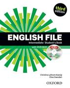 English File 3E Inter Student's Book With Itutor
