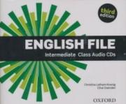 English File 3E Inter Class Audio Cd
