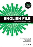 English File 3E Inter Teachers Book With Test/Cd-Rom