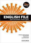 English File 3E Upper-Int TB With Test Cd (Tanári Kk)