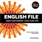 English File 3E Upper-Int Class Audio Cds(4)