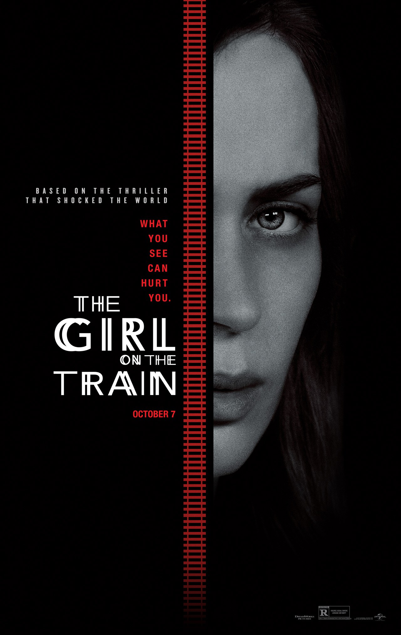 The Girl on the Train - mozi és könyv