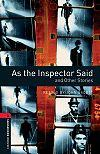 As The Inspector Said - Obw Library 3 *3E