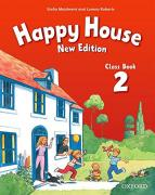 New Happy House 2 Class Book