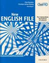 New English File Pre-Int WB (Munkafüzet+Cd) W/O Key
