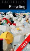 Recycling -Obw Factfiles,Level 3/ Cd-Pack 3E*