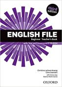 English File 3E Beginner With Test and Assessment Cd-Rom