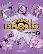 Young Explorers 2 Activity Book
