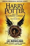 Harry Potter and The Cursed Child Parts I-Ii (Embargo)