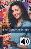 The Summer Intern - Obw Library 2 Book+Mp3 Pack