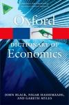 Oxford Concise Dictionary of Economics * 4Th Ed.