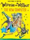 Winnie and Wilbur: The New Computer PB (Book+Cd)