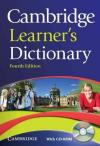 Cambridge Learner's Dictionary +Cd-Rom 4Th Ed.