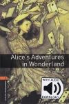 Alice's Adventures In Wonderland-Obw Library 2 Mp3 Pack*3E