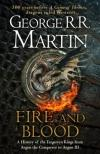 Fire and Blood - Game of Thrones Előtörténet Hb