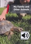 My Family and Other Animals Mp3 Pack (Dominoes 3)