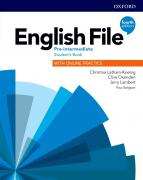 English File 4E Pre-Intermediate SB and Stud Res Pk
