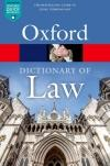 Oxford Dictionary of Law (New Ed.) 9E*