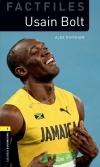 Usain Bolt (Oxford Factfile Level 1) Mp3 Pack