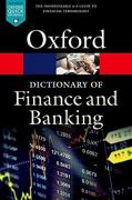 Oxford Dictionary of Finance and Banking 6E*