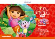 Learn English With Dora The Explorer Level 1-3 Classroom Rek
