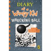 Diary of a Wimpy Kid: Wrecking Ball (Book 14) pb