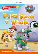PAW PUPS SAVE A WHALE PK (Reading Stars 1)