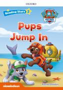 PAW PUPS JUMP IN PK (Reading Stars 2)
